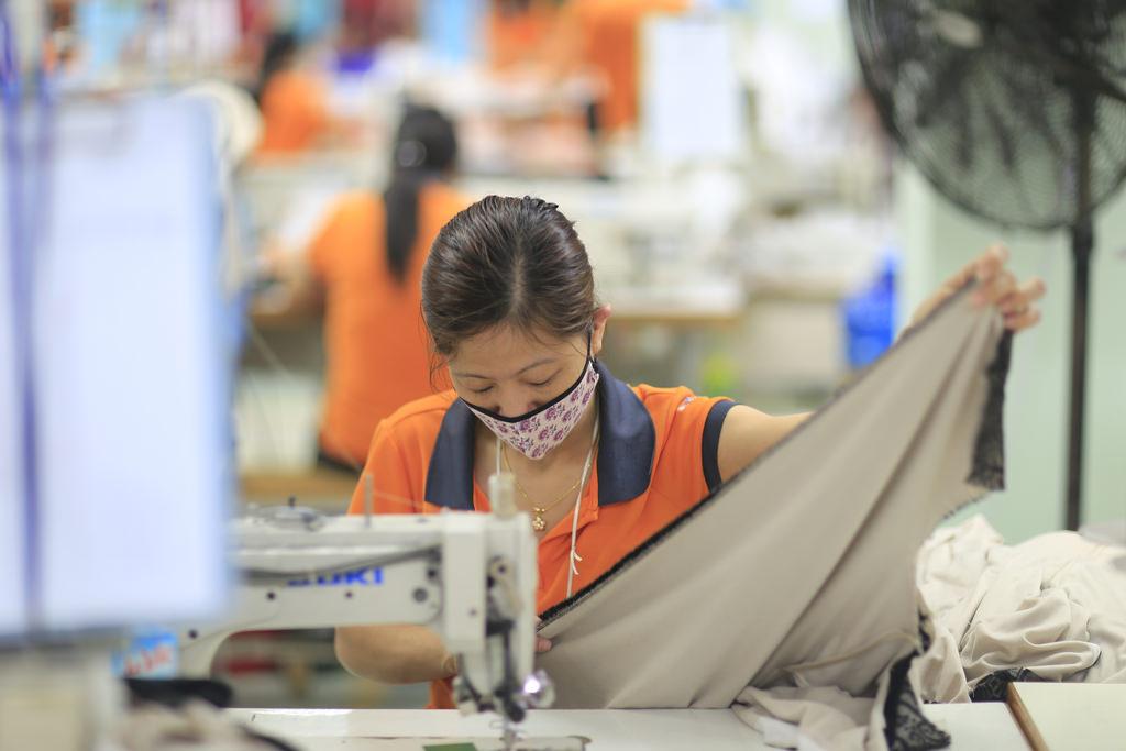 Garment Worker