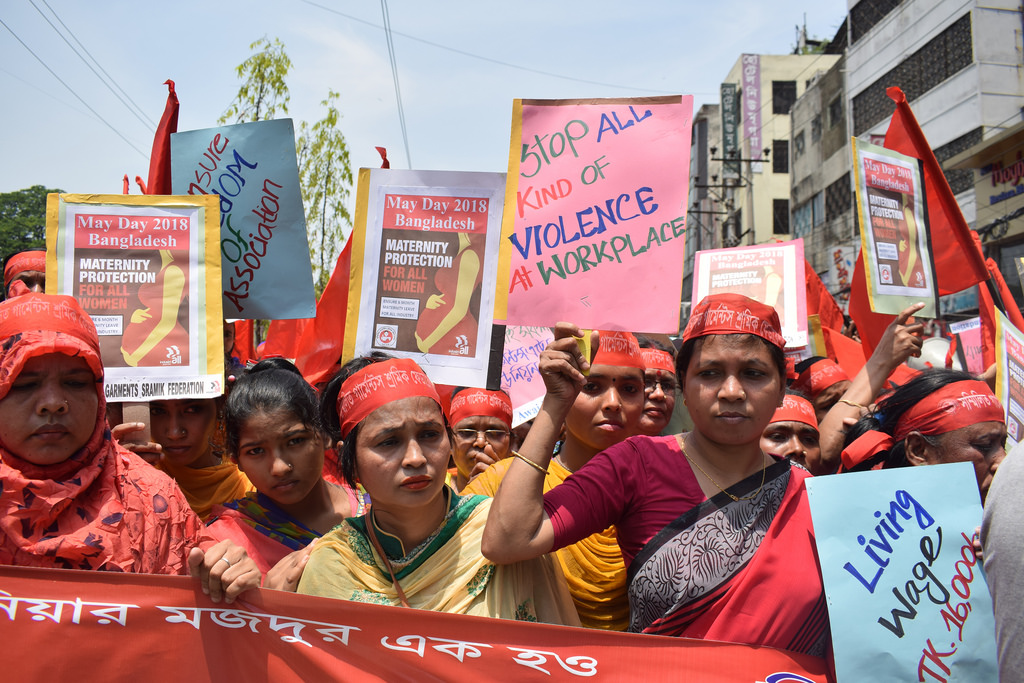 Garment Workers Womens Day